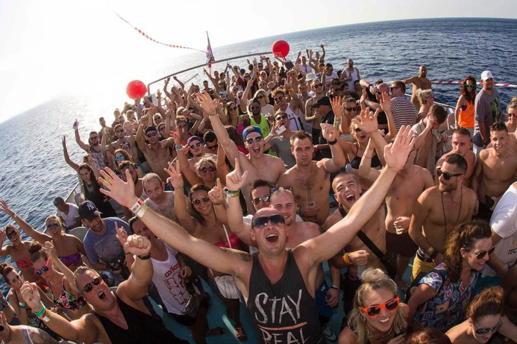 The Original Barcelona Boat Party