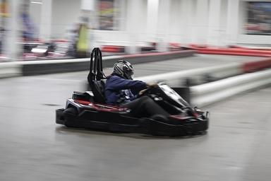 Go Karting with Transfers