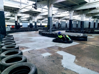 Go Karting - Indoor